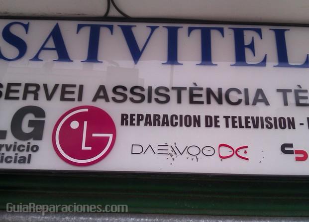 Im genes de satvitel - Reparacion tv valencia ...