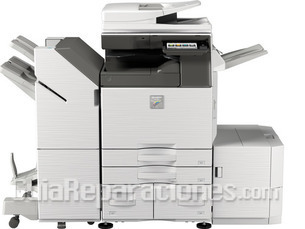 Impresora profesional color Sharp  27 € / mes